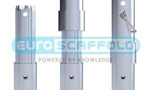 Euroscaffold Extrusie pen
