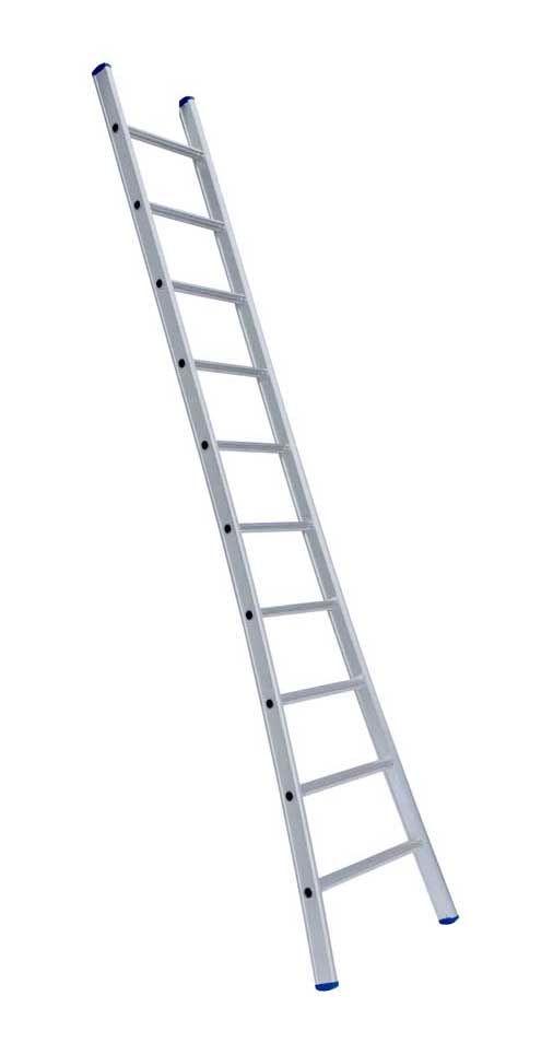 Eurostairs enkele ladders uitgebogen 1