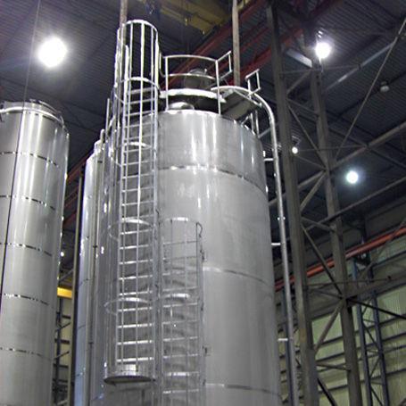 kooiladder silo